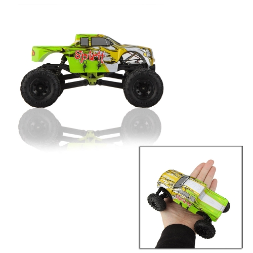 Original HSP 94480 2.4G 1/24th Scale RC 4WD Electric Powered Mini Indoor Climber Off-road Car Toys with Transmitter RTR RM2245EU