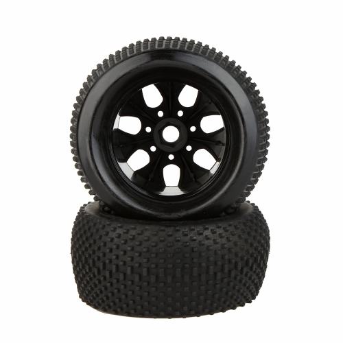 Buy RC 1/8 Truck Car Wheel Rim Tire 810011 Traxxas HSP Tamiya HPI Kyosho