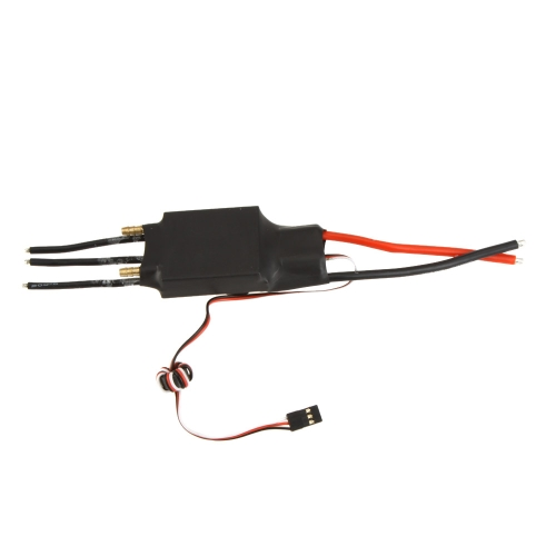 Buy 125A Brushless Water Cooling Electric Speed Controller ESC 5V/5A SBEC RC Boat Model