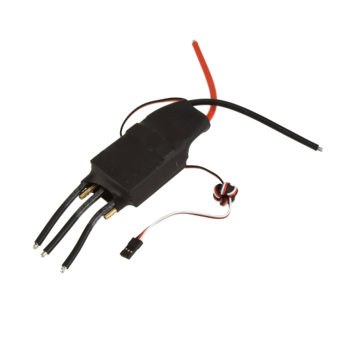 Buy 200A Brushless Water Cooling Electric Speed Controller ESC 5V/5A SBEC RC Boat Model