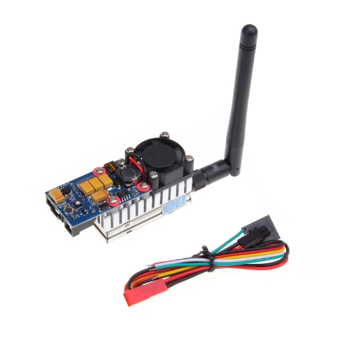 FPV 5.8G 500mW 600mA Video Audio Transmitter for 5.8Ghz RX 28dBm TS352Image Transmission<br>FPV 5.8G 500mW 600mA Video Audio Transmitter for 5.8Ghz RX 28dBm TS352<br><br>Blade Length: 0.0cm