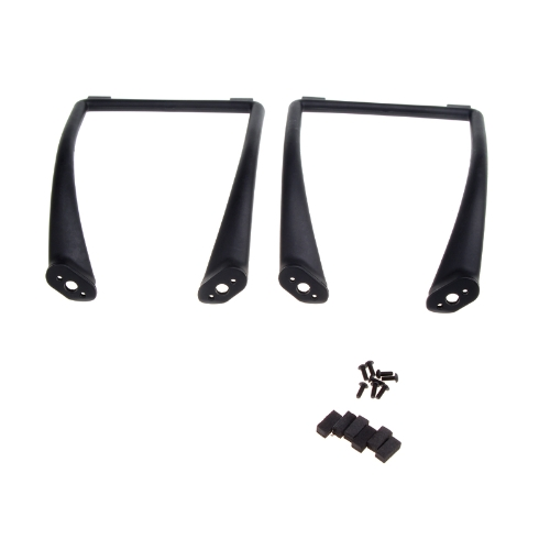GoolRC Tall Landing Gear for DJI Phantom 1 2 Vision Wide and High Ground Clearance BlackDJI Phantom Series Parts<br>GoolRC Tall Landing Gear for DJI Phantom 1 2 Vision Wide and High Ground Clearance Black<br><br>Blade Length: 18.0cm