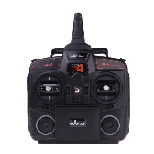 Buy Walkera DEVO F4 2.4G 4CH FPV Transmitter LCD 5.8G Live Video Remote Radio Control TX Model 2(Walkera Transmitter,DEVO Transmitter,Remote Control)