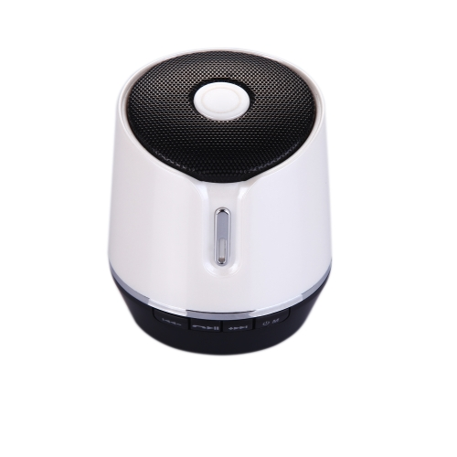 Buy Bluetooth Wireless Speaker Subwoofer Bass V3.0+EDR MIC Support TF FM iPad iPhone Samsung Silver