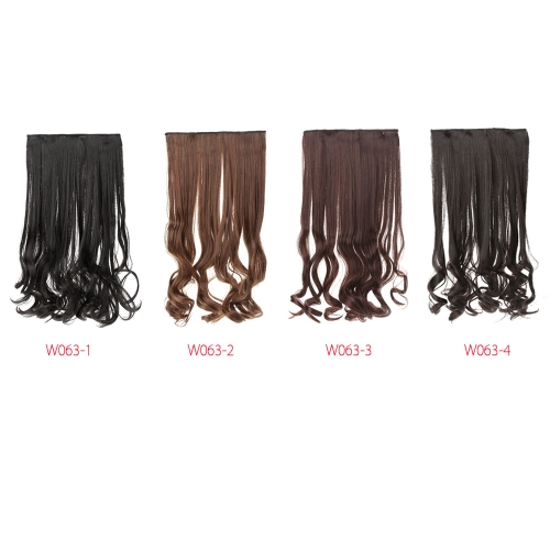 5 Clips Scroll Roll Thickening Long Curly Silk Hair Piece High Temperature FiberPartial Wigs<br>5 Clips Scroll Roll Thickening Long Curly Silk Hair Piece High Temperature Fiber<br><br>Blade Length: 45.0cm