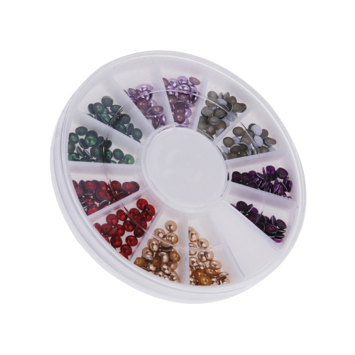 Diamond Nail Art Decoration 3mm Colorful Roundness Plating Jewelry Nail Art ToolNail Art Decorations<br>Diamond Nail Art Decoration 3mm Colorful Roundness Plating Jewelry Nail Art Tool<br><br>Blade Length: 6.0cm
