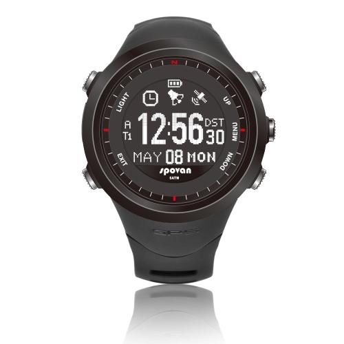 Spovan GL004 Rechargeable Sports Watch GPS Navigation
