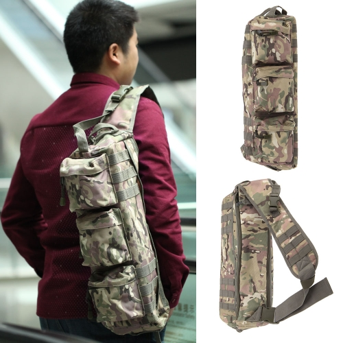 Buy Tactical Shoulder Backpack Messenger Versipack Bag Pack Outdoor Sport Military Riding Cycling Hiking Fishing