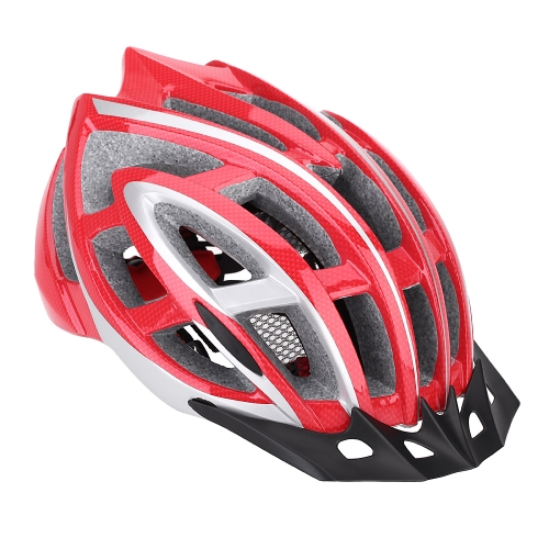New Portable Lightweight Outdoor Cycling Crash Helmet Mountain Bike Bicycle Riding Helmet Y0370RS