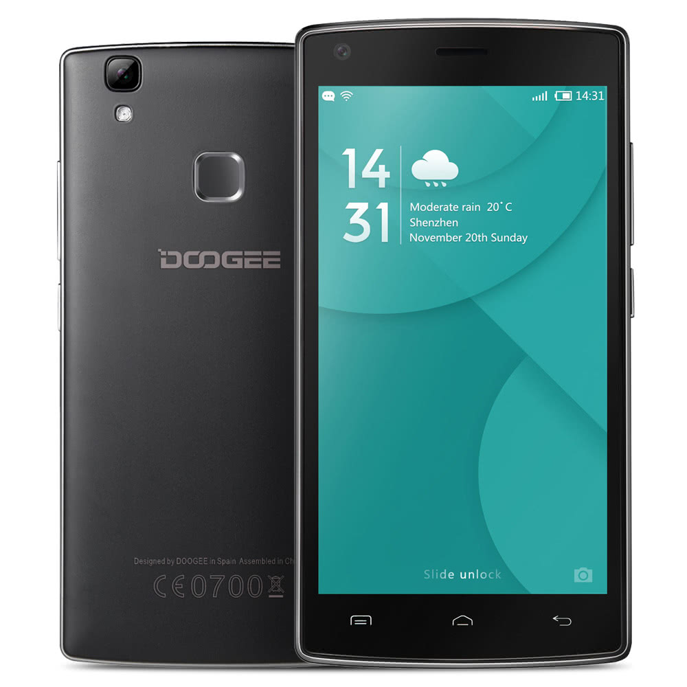 """שמור תוספת $ 5 הנחה DOOGEE X5 מקס חכם (קוד: X5MAX1) מ TOMTOP טכנולוגיה ושות 'בע""""מ"""